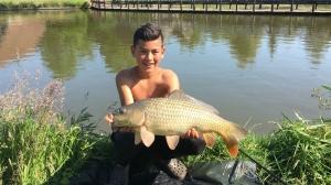 Effectief vissen op karper